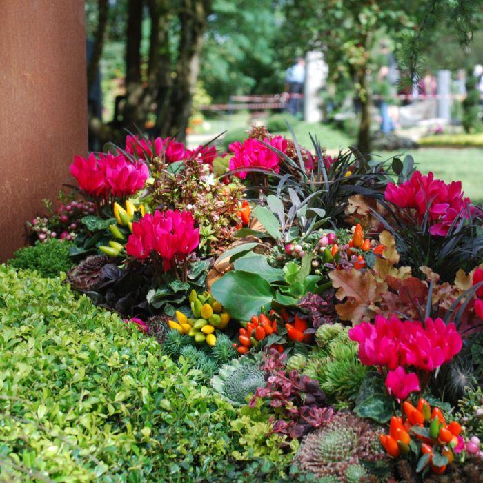 Grabpflege und Dauergrabpflege
